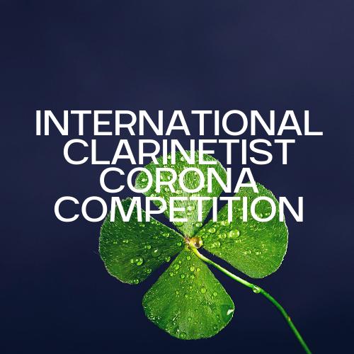 "International Clarinetist Corona Competition features Jenni's work ""Chansons de la Nature"""