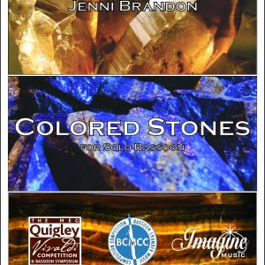 colored stones cover