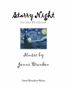 starry night cover