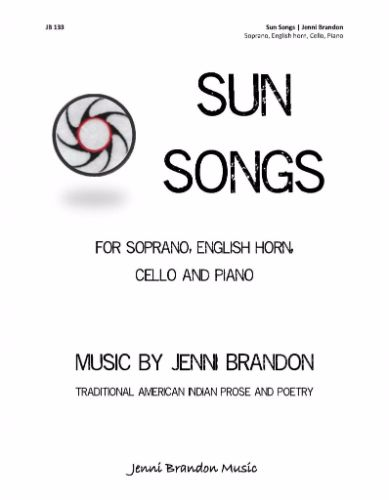 Sun Songs Jenni Brandon