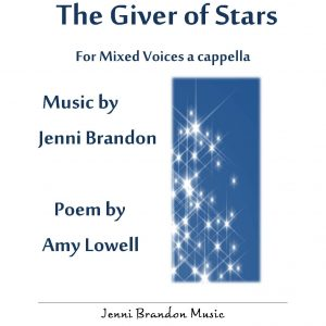 The Giver of Stars cover LOGO