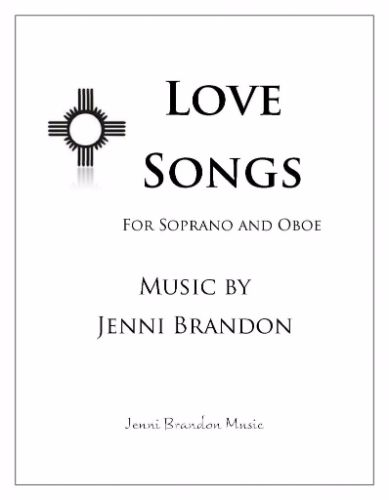 soprano and oboe sheet music