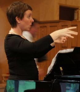 Jenni Conducting