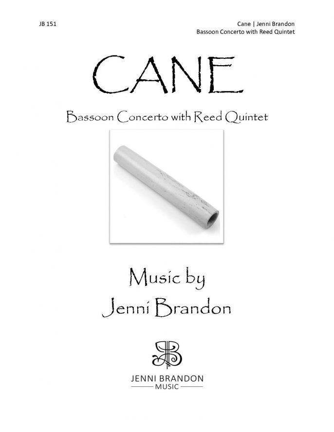World Premiere of CANE: Bassoon Concerto with Reed Quintet in Ithaca, New York