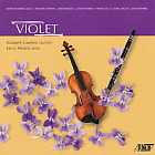 Shades of Violet for Viola and B-flat Clarinet by Jenni Brandon featured on new CD released by Albany Records!