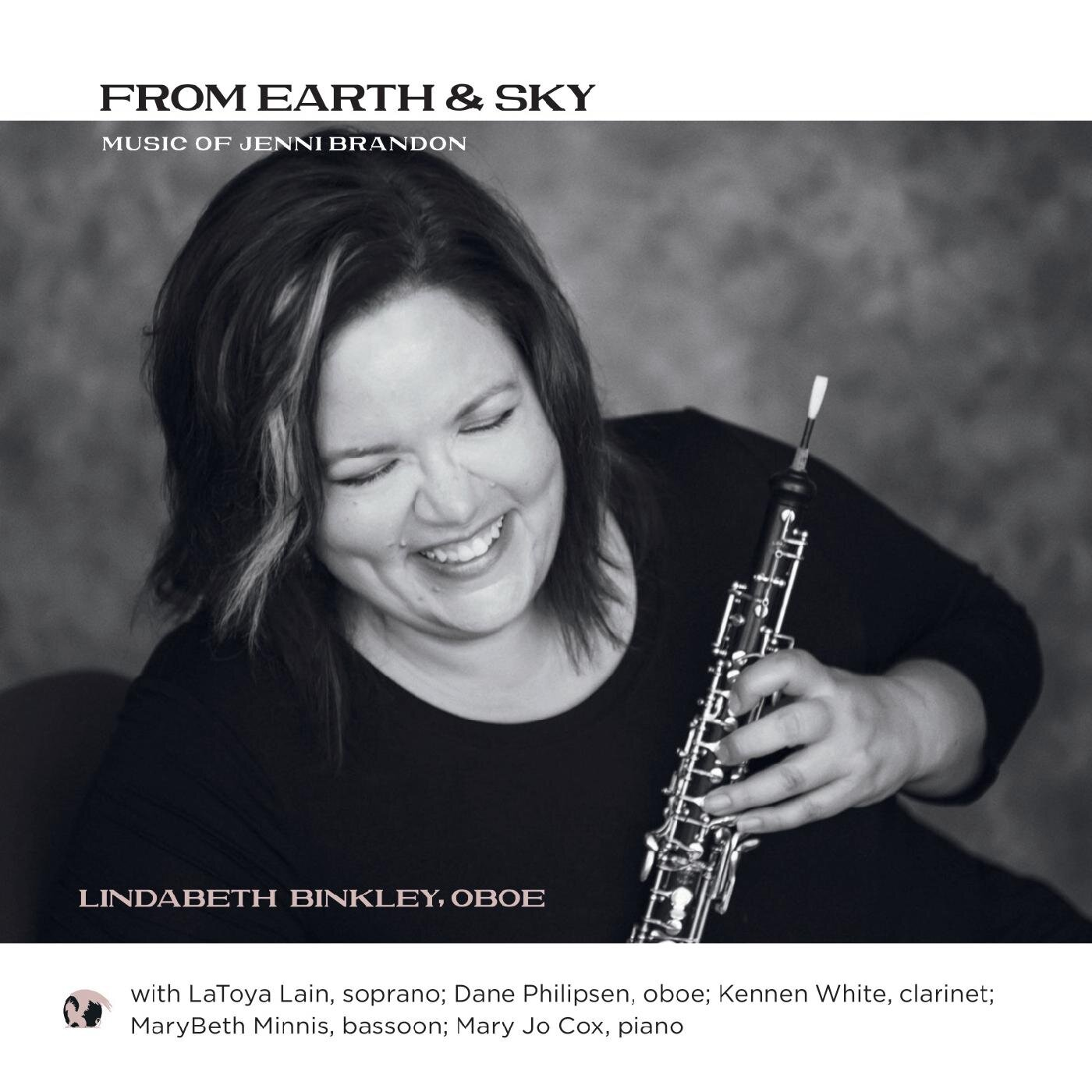 NEW CD! FROM EARTH & SKY: MUSIC OF JENNI BRANDON on Blue Griffin Recording label