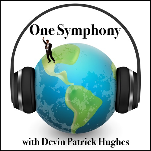 One Symphony Podcast with Devin Patrick Hughes features Jenni Brandon