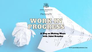 Work In Progress Vlog